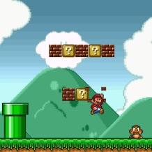 بازی قارچ خور (سوپر ماریو)